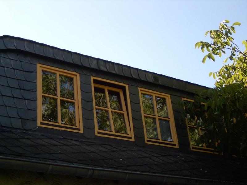 Fenster streichen Bund